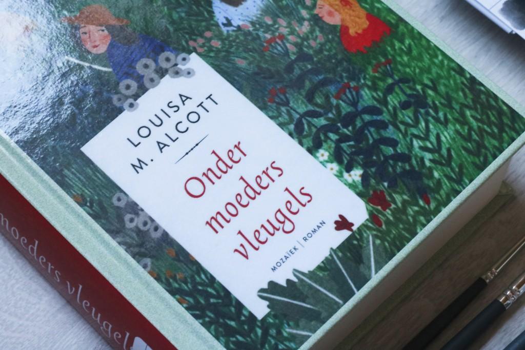 onder moeders vleugels, ondermoedersvleugels, klassieker, lezen, boek, recensie, life with anchors