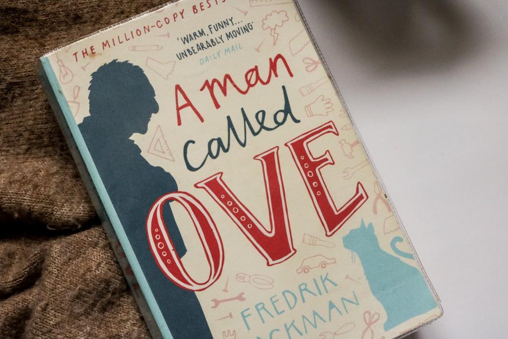 recensie, a man called ove, fredrik beckman, boeken, lezen, lifewithanchors